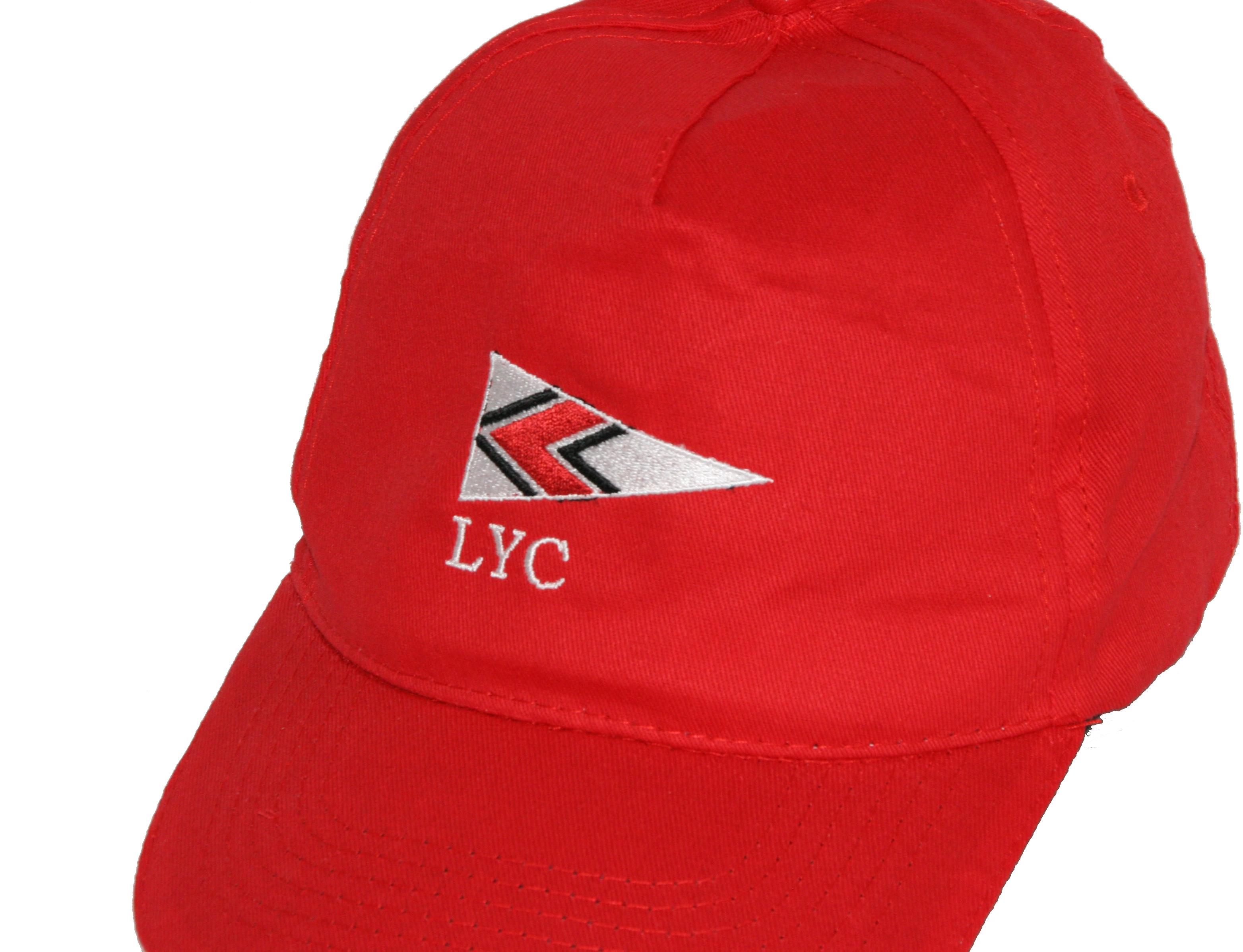 Basecap | Kinder | Stirn mit LYC-Logo | (c) Mike Gahn