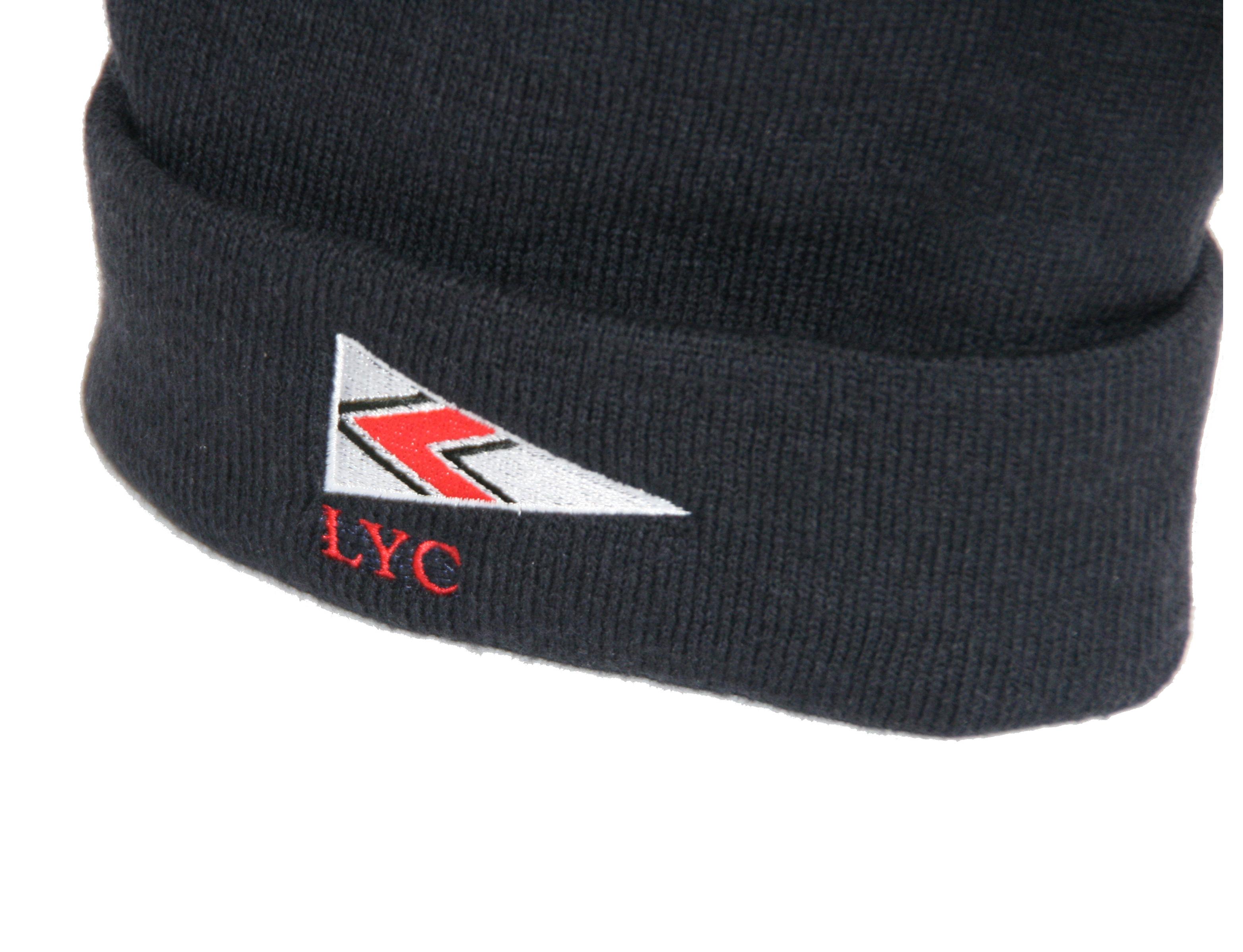 Mütze Logo | (c) Mike Gahn