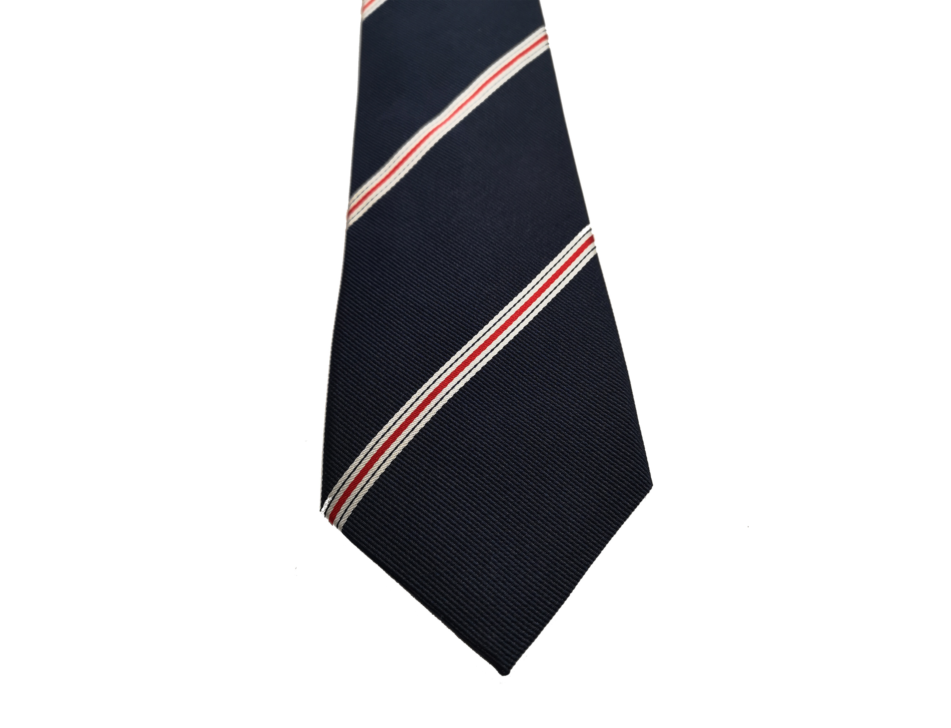 Krawatte blau | (c) Mike Gahn