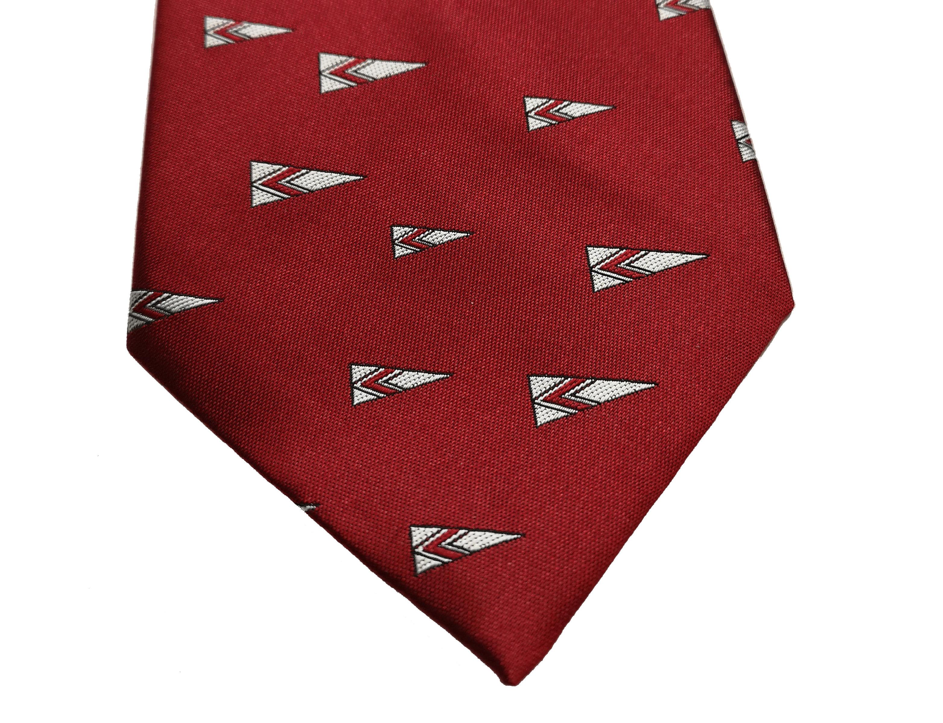 Krawatte rot | (c) Mike Gahn
