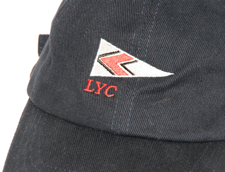 Basecap | Erwachsene | Stirn mit LYC-Logo | (c) Mike Gahn